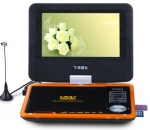 >>>BEST BUY! Ultimate Portable DVD with TV & FM Tuner, USB & Card Slot, Game Options